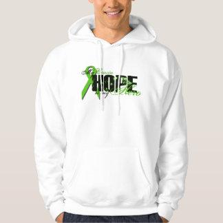 Cousin mein Held - Lymphom-Hoffnung Hoodie