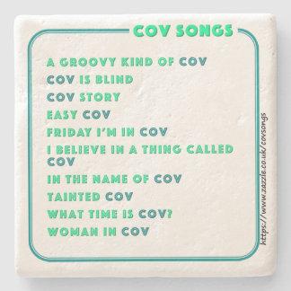 Coventry CovSongs trinkt Untersetzer F