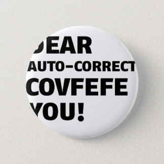 Covfefe T-Shirts Runder Button 5,1 Cm