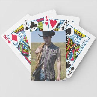 Cowboy 15599-RA Bicycle Spielkarten