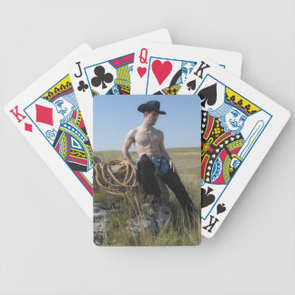 Cowboy 15693-RA Bicycle Spielkarten