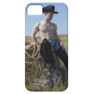 Cowboy 15693-RA Hülle Fürs iPhone 5