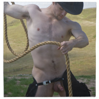 Cowboy 16098-RA Servietten