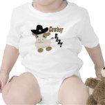 Cowboy-Baby Strampelanzug
