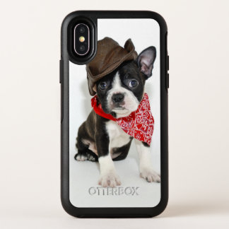 Cowboy Boston OtterBox Symmetry iPhone X Hülle