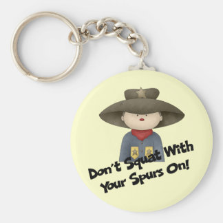 Cowboy II Schlüsselanhänger