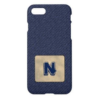 Cowboy iPhone 7 Fall-Gewohnheits-Initiale iPhone 8/7 Hülle