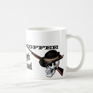 Cowboy-Kaffee Kaffeetasse