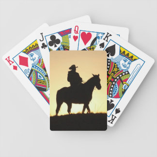 Cowboy-Karten-Set Poker Karten