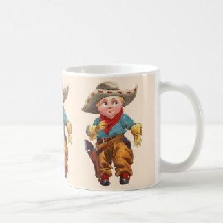 Cowboy-Kind Kaffeetasse