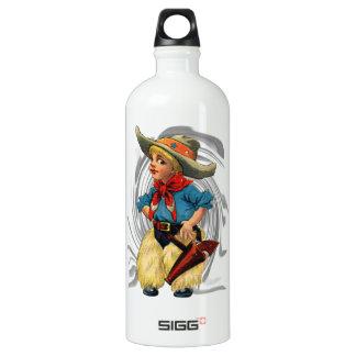 Cowboy-Kind Wasserflasche
