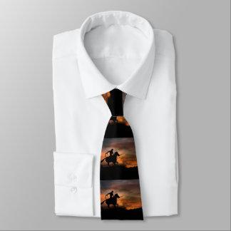 Cowboy-Krawatte Bedruckte Krawatten