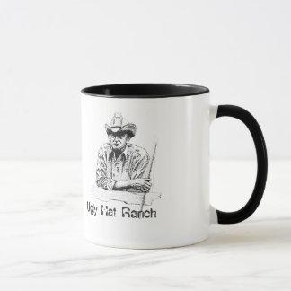 Cowboy-Ranch-Tasse Tasse