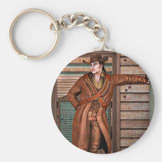 Cowboy Schlüsselanhänger