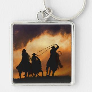 Cowboy-Schlüsselkette Schlüsselanhänger