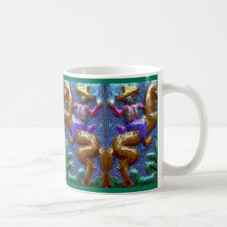 Cowboy-Tasse Kaffeetasse