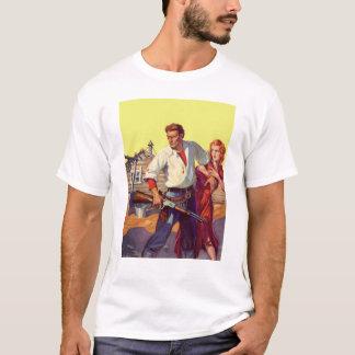 Cowboy-verteidigenZuhause T-Shirt