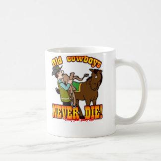 Cowboys Kaffeetasse
