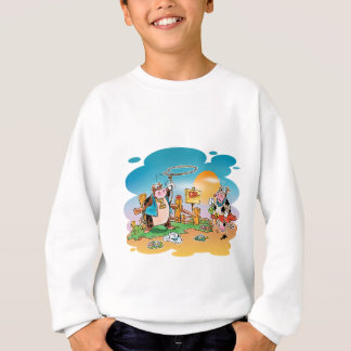 Cowboys und Cowgirle Sweatshirt