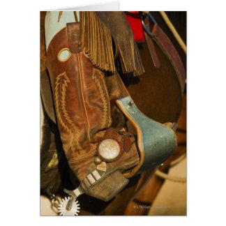 Cowboystiefel 5 karte