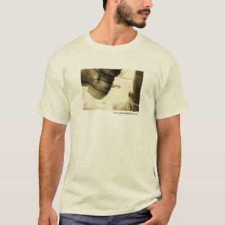 Cowboystiefel-T - Shirt