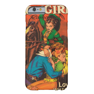 Cowgirl-Liebe ist, wo Sie es finden Barely There iPhone 6 Hülle
