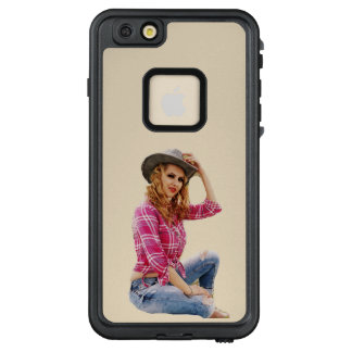 Cowgirl LifeProof FRÄ' iPhone 6/6s Plus Hülle
