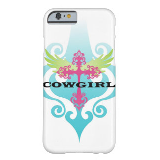 Cowgirlfall Barely There iPhone 6 Hülle