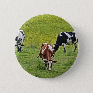Cows_0068 Runder Button 5,1 Cm