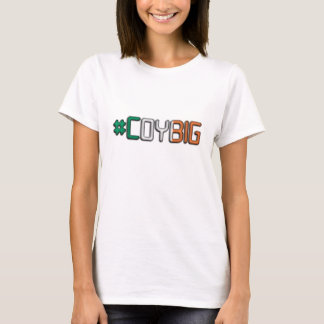 #COYBIG Iren tragen Anhänger-Irland-Liebe zur T-Shirt