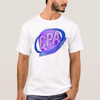 CPA-KUGELswoosh-LOGO-WIRTSCHAFTSPRÜFER T-Shirt