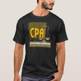 CPA mit SKALA-LOGO-WIRTSCHAFTSPRÜFER T-Shirt