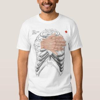 CPR Wie-zum Shirt