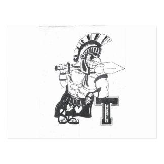 Cps-Trojan unter 14 Postkarte