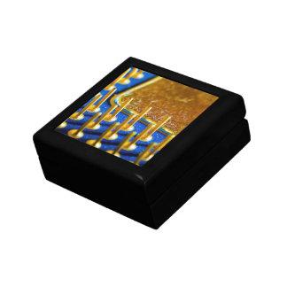 CPU-Makro Erinnerungskiste