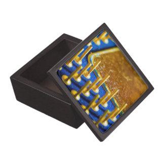 CPU-Makro Schmuckkiste