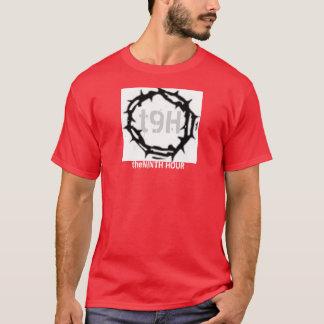 Cr_Thrns, t9H, KENNZEICHEN-15:34, theNINTH STUNDE T-Shirt