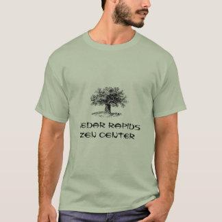 CR Zen-Mitte, Eiche, kein Zitat T-Shirt