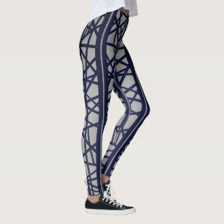 Crack Leggings
