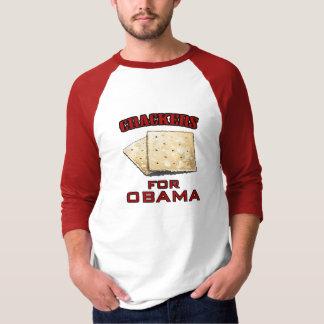 Cracker für Obama - besonders angefertigt Hemd