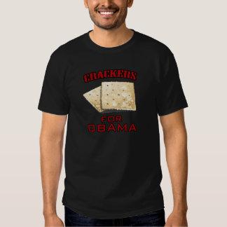 Cracker für Obama - besonders angefertigt Hemden