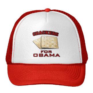 Cracker für Obama Truckerkappe