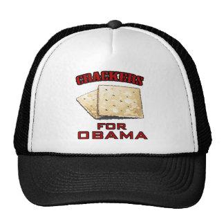 Cracker für Obama Baseball Cap