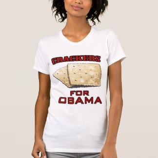 Cracker für Obama Hemden