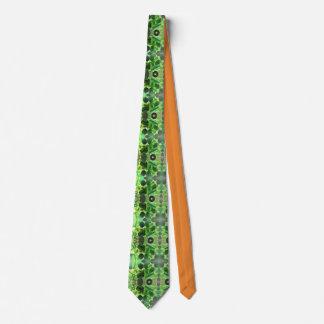 Crafters-Grün Individuelle Krawatte