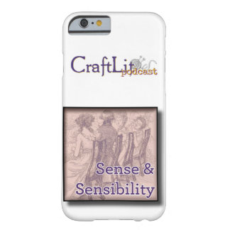 CraftLit Buch-Telefonkasten Barely There iPhone 6 Hülle