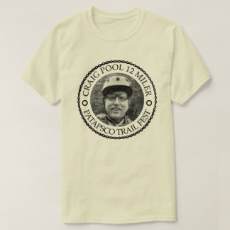 Craig-Pool12 Miler T-Shirt