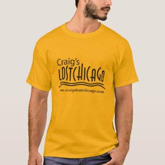 Craig verlorener Chicago-T - Shirt