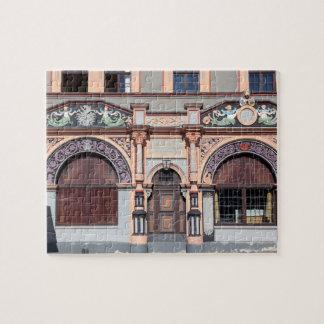 Cranach Haus in Weimar-Foto Puzzle