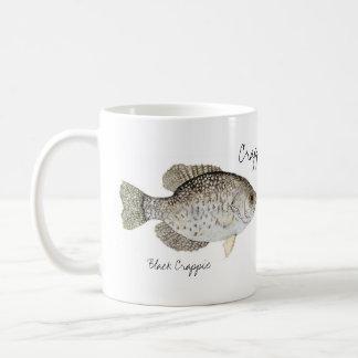 Crappie-Kaffee Kaffeetasse